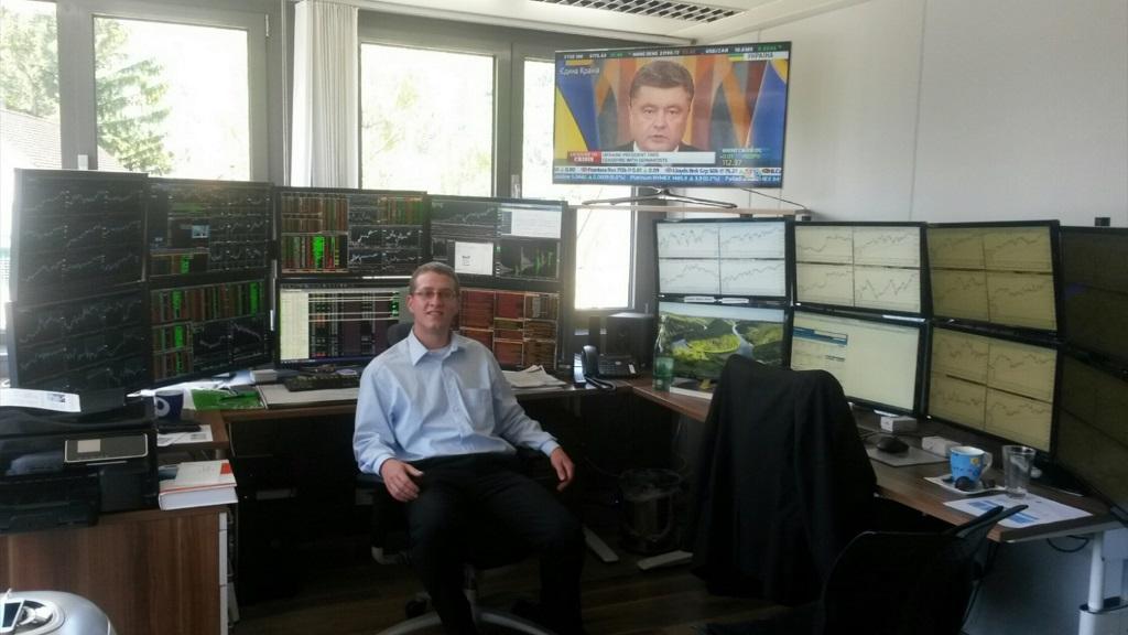 Raul Andreas Glavan Hedge Fund Startup 2014